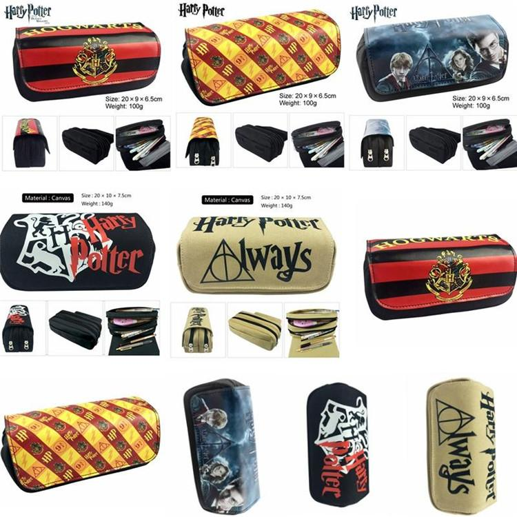 2018 Harry Potter Pencil Pen Bag Wallet Cartoon Pencil Case Students  Stationery Storage Bag School Office Supply Coin Puerse T1i898 From  Tina320, ...