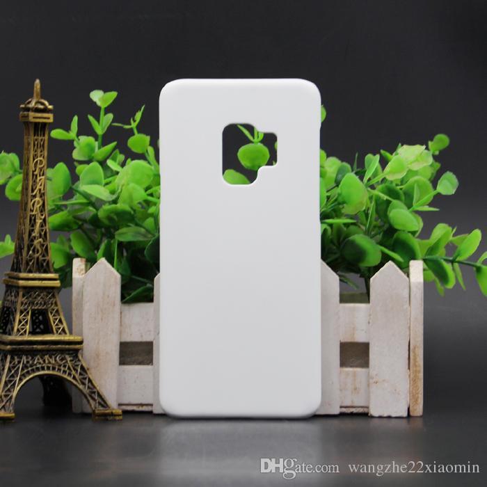 Wholesale 3D Sublimation Case for Samsung S9 S9plus DIY Design Blank Phone Case Cover for Samsung Note8 S8 S8plus
