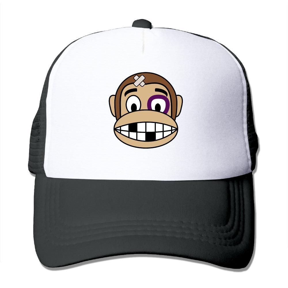 92984e3a84c 2019 DUTRODU For Men Women Baseball Caps Mesh Back Casquette Monkey Emoji  Fighter Snapback Hip Hop Hat Vary Colors High Quality From Ekuanfeng