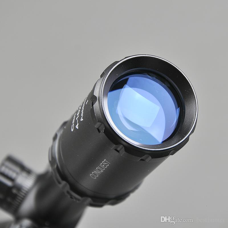 Carl ZEISS 4-16X50 White Letter Marking Optics Riflescope Red And Green Reticle Fiber Optic Sight Sniper Hunting Scope