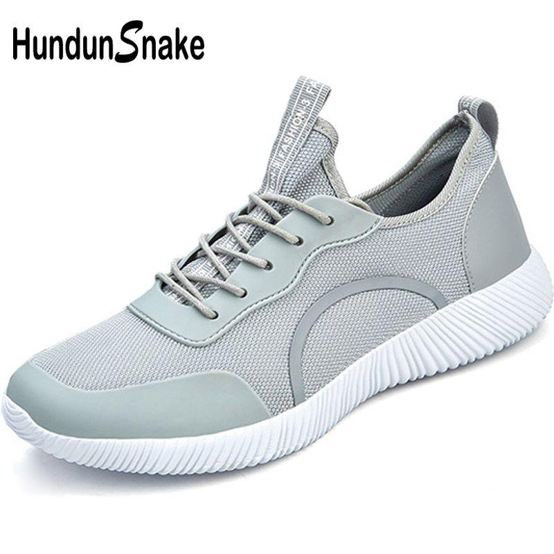 purchase cheap 54f26 ff3de Hundunsnake Big Size Sneakers Women Grey Ladies Sports Shoes Men Running  Shoes Women s 2018 Sport For Women Gym Walk T86