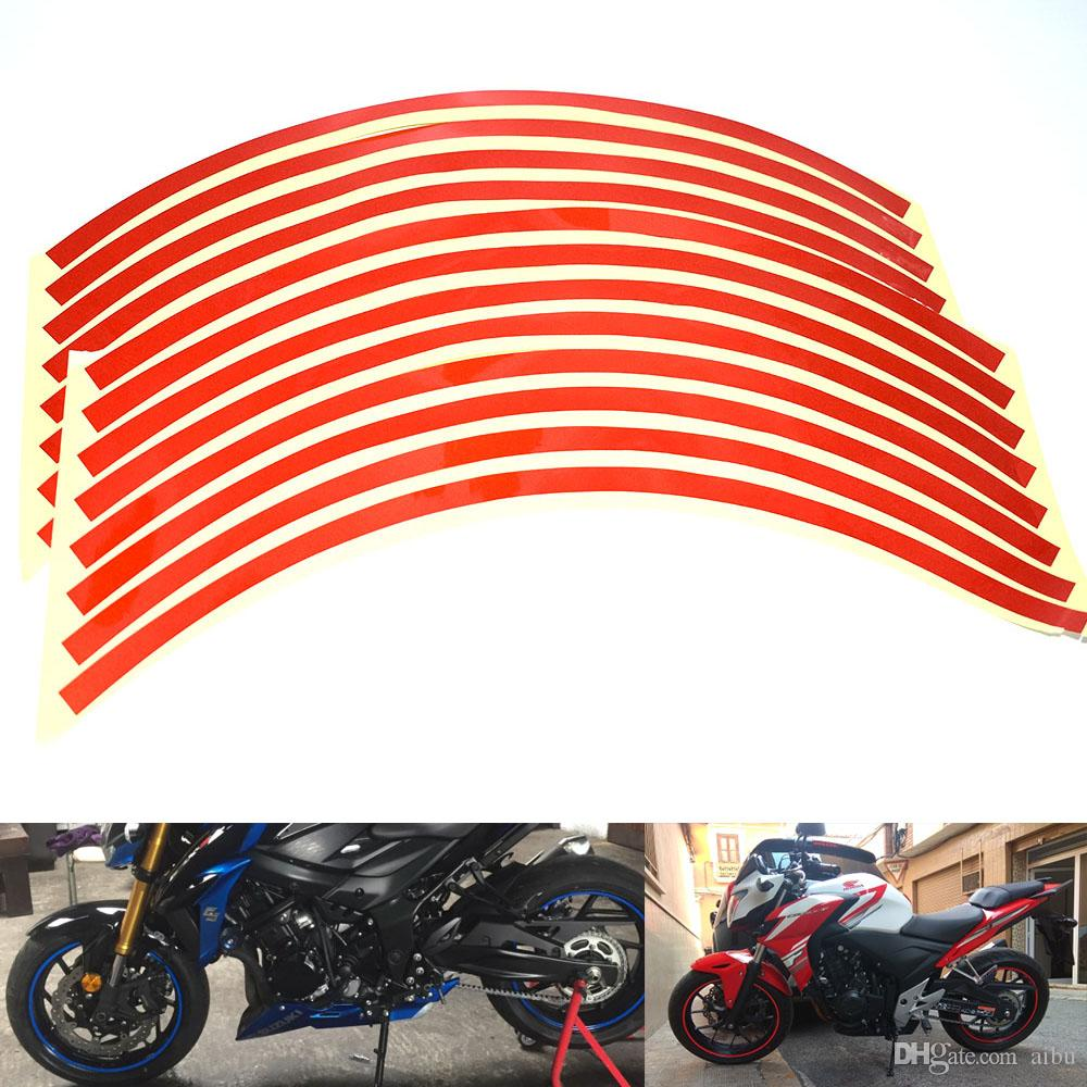 2019 for 17 18 inch colorful motorcycle stickers and decals reflective rim motorcycle band tape for bmw k1200r k1200r sport k1200s r1200r r12 from aibu