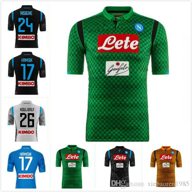 tenue de foot Napoli acheter