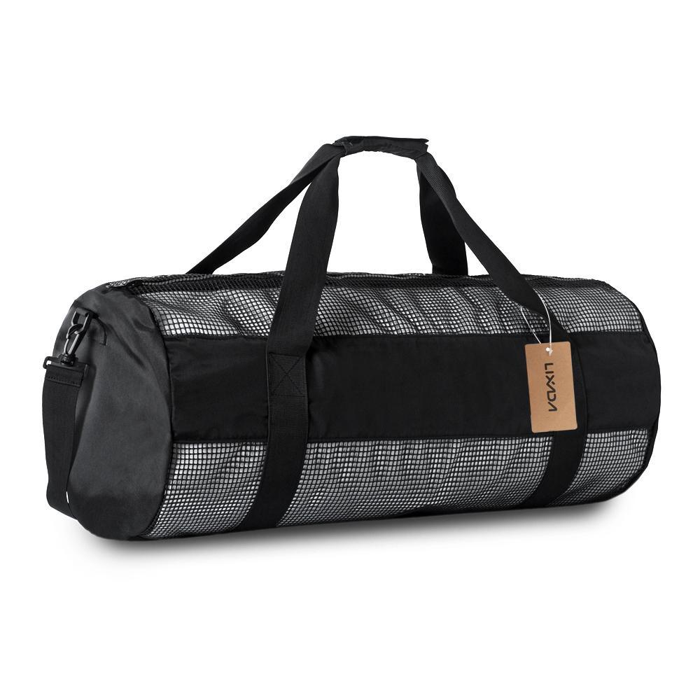 2019 Lixada Mesh Duffel Gear Gym Bag Snorkel Equipement Carry Bag ...