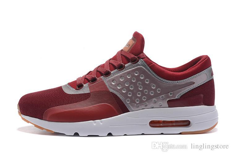 separation shoes 3f12a 533c6 Acquista Nike Air Max Zero Essential 87 Commercio All ingrosso Di Sport  Sani E Confortevoli Casual All aperto Zero 2 Generazione Scarpe Da Corsa  Uomini E ...