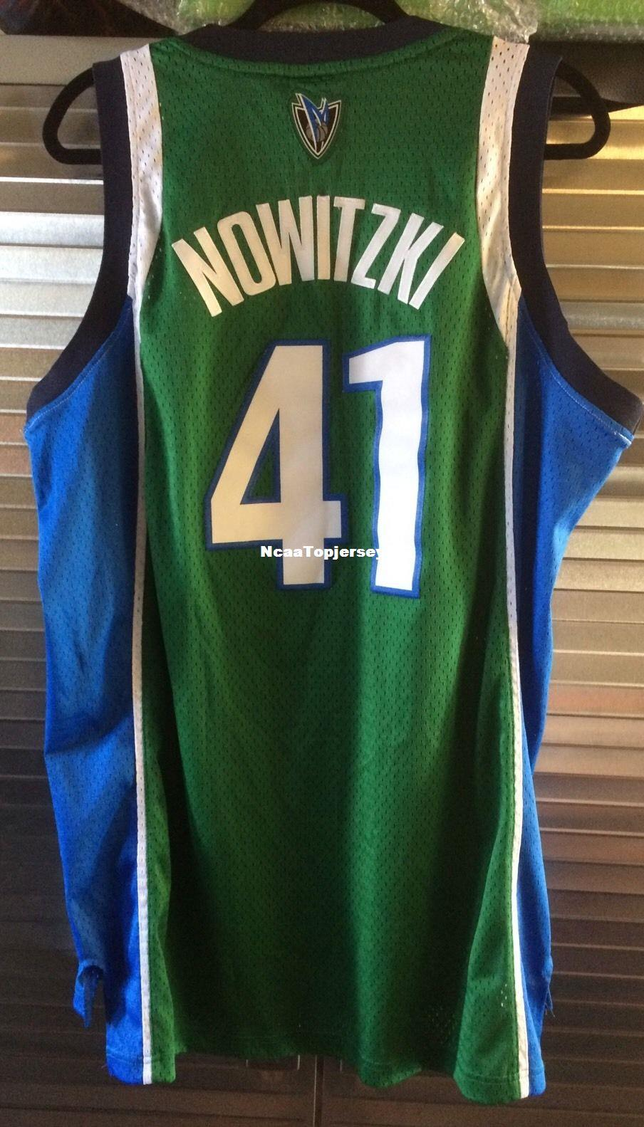 5769f06e810 ... throwback replica jersey for women 9d04f 63f6b  store 2018 cheap dirk  nowitzki green jersey sewn men rb terry 41 embroidery basketball jerseys  from