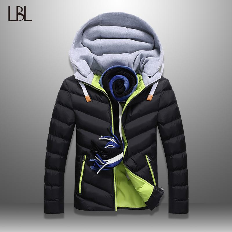 Winter mantel mann