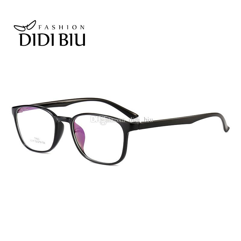 14ac43e519 DIDI Anti Blue Ray Titanium Gaming Glasses Women Mirror Lens ...