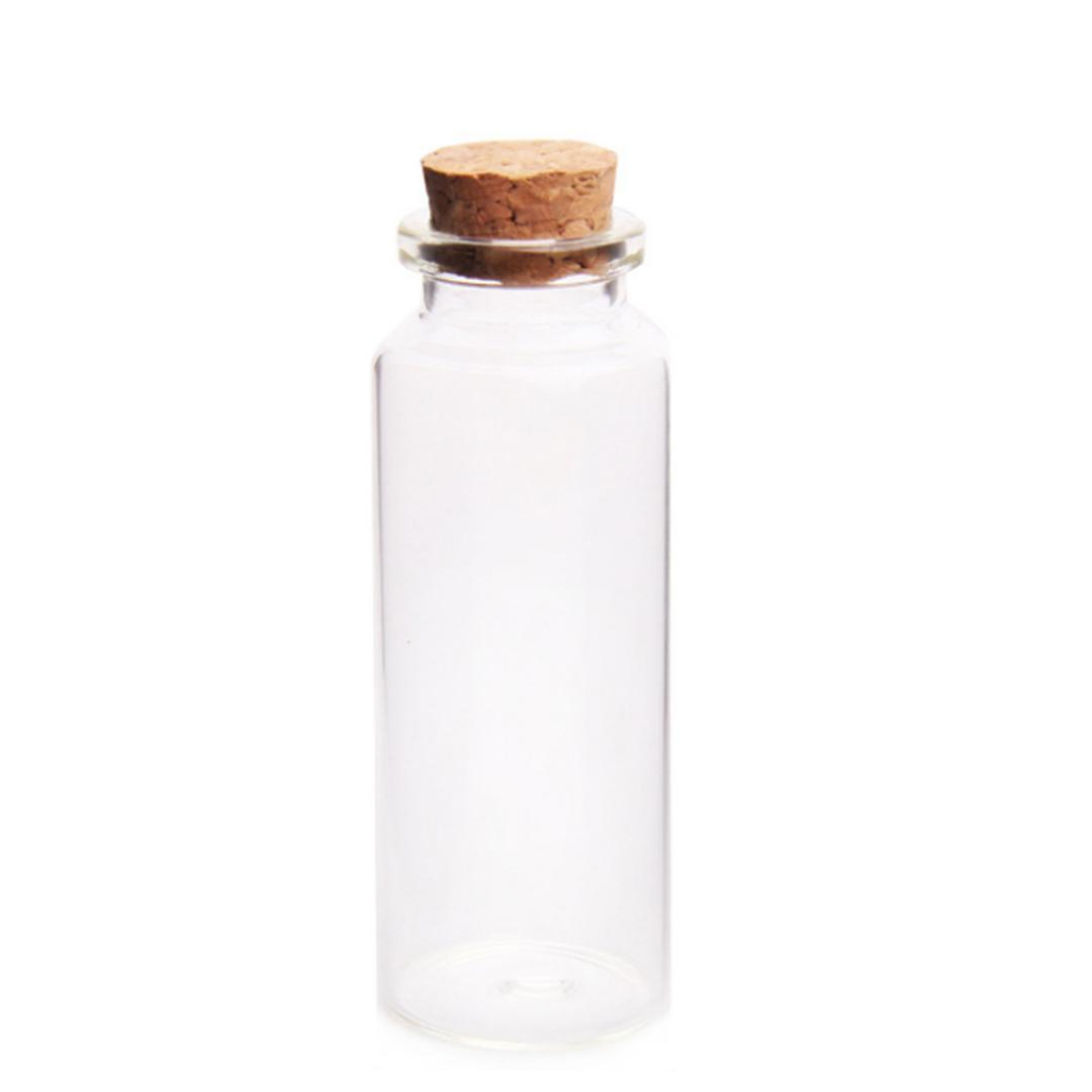 2019 Hipsteen 3080mm 40ml Glass Bottle Wishing Bottle Empty Sample