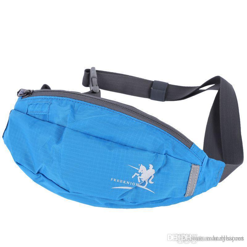 Naturehike Money Belt Slim Waist Bag Fanny Pack Pouch Wallet For Travelling Hiking Running Durable Modeling Running Bags Running