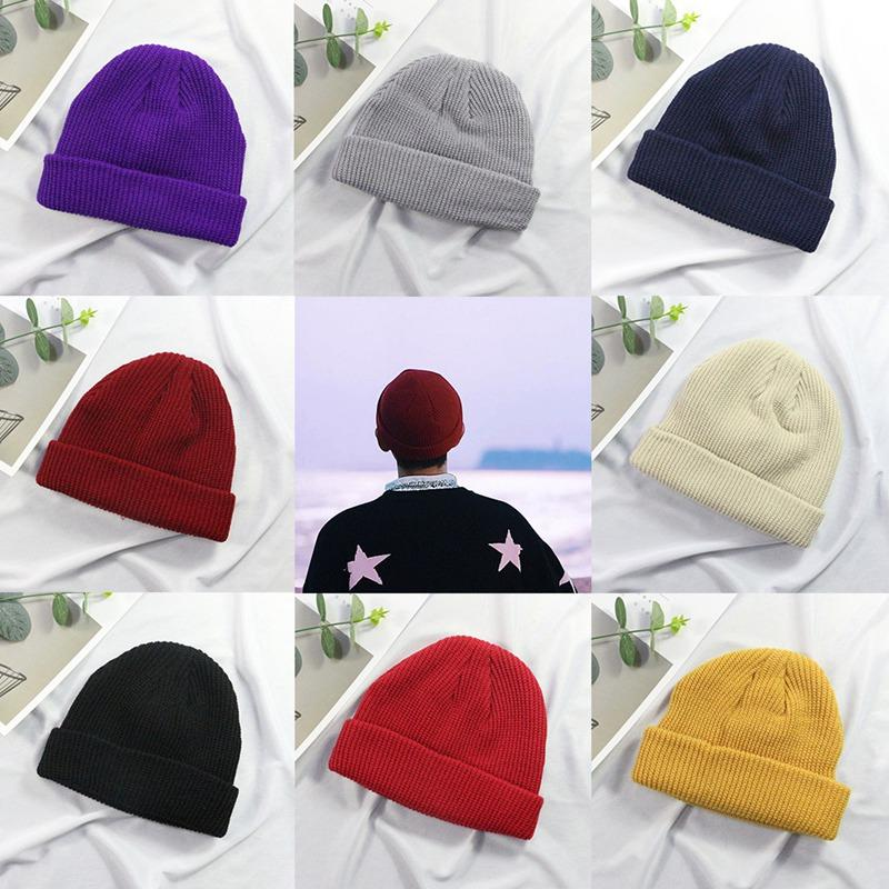 2019 Winter Hats For Women Couples Beanie Hat Winter Hats Warm Knitted  Beanie Hat Cap For Girls Yellow Green Colors From Jasperwu 803dcc5cfb06