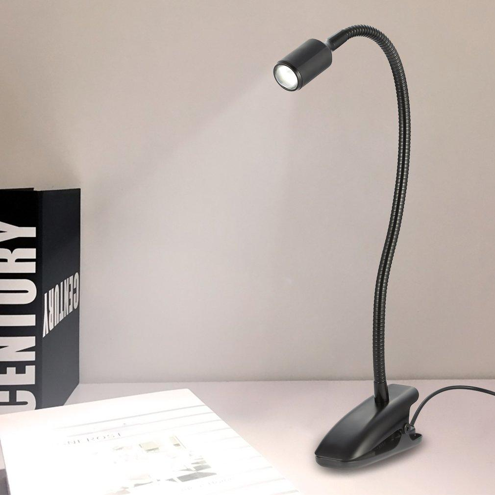 2019 New Adjustable Usb Rechargeable Led Desk Table Lamp Light With