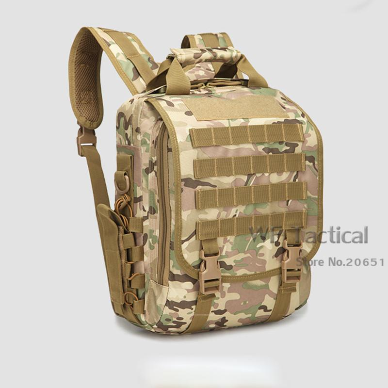 Climbing Bags Army Military Hunting Camouflage Single Shoulder Cross Body Pack Outdoor Hiking Camping Tactical Bags For Men Women