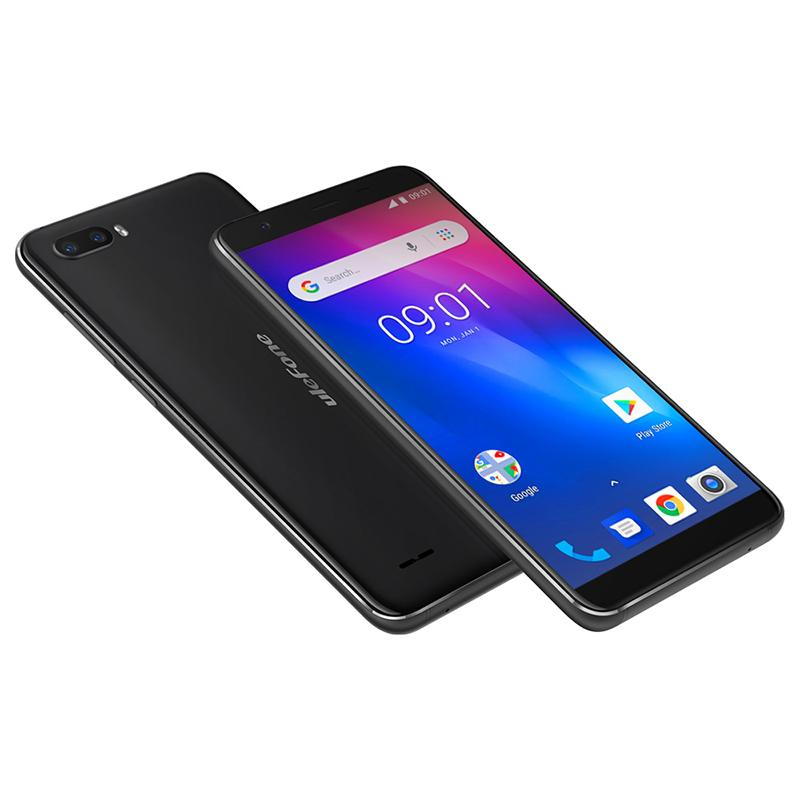 a5066605cfa Original Ulefone S1 3G WCDMA Mobile Phone Android 8.1 1GB+8GB Quad Core  Smartphone Face ID Dual Rear Cameras 5.5inch Cell Phone
