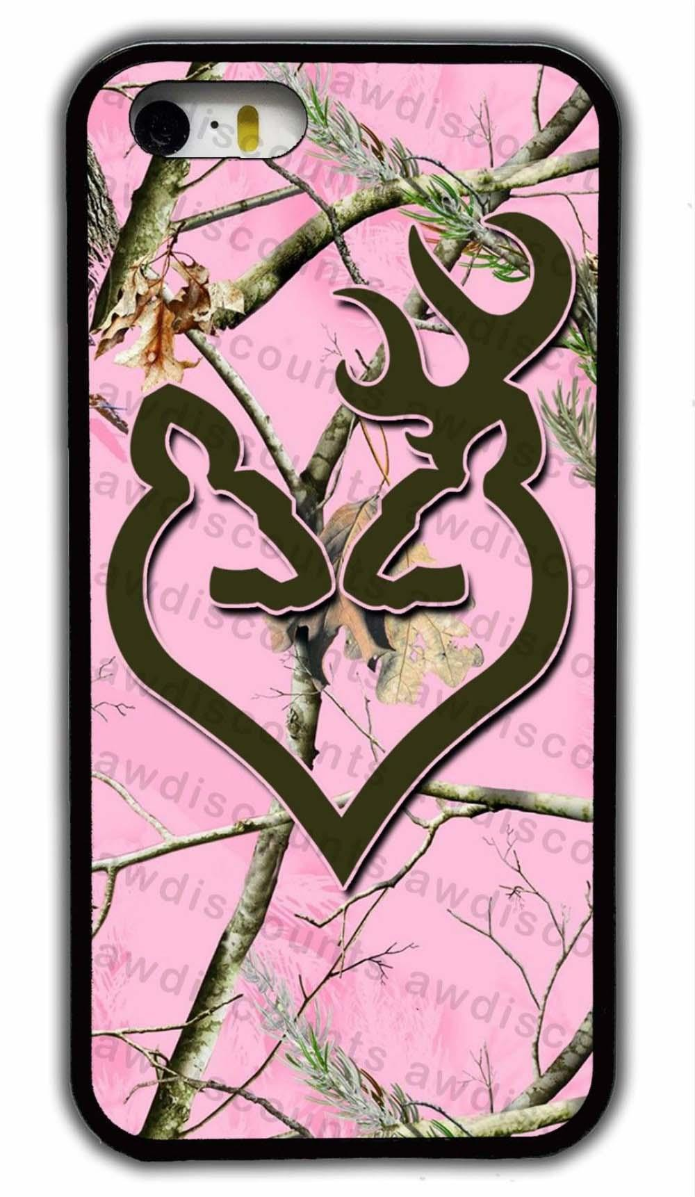 buy online d6644 78b92 New Browning Buck And Doe Phone Case For Iphone 5c 5s 6s 6plus 6splus 7  7plus Samsung Galaxy S5 S6 S6ep S7 S7ep