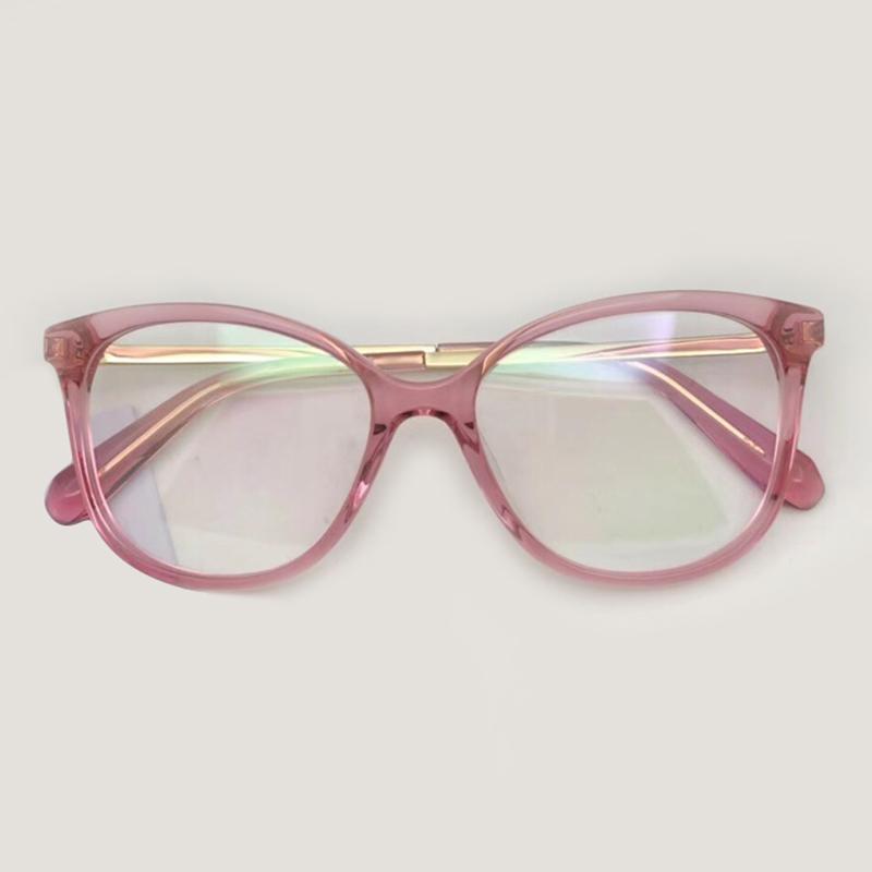 76dc5d0af5 Compre Acetato Marco De Gafas Ópticas Para Hombres 2019 Completo Vintage  Gafas Redondas Para Mujeres Nuevas Gafas Graduadas Gafas A $72.06 Del  Yuijin ...