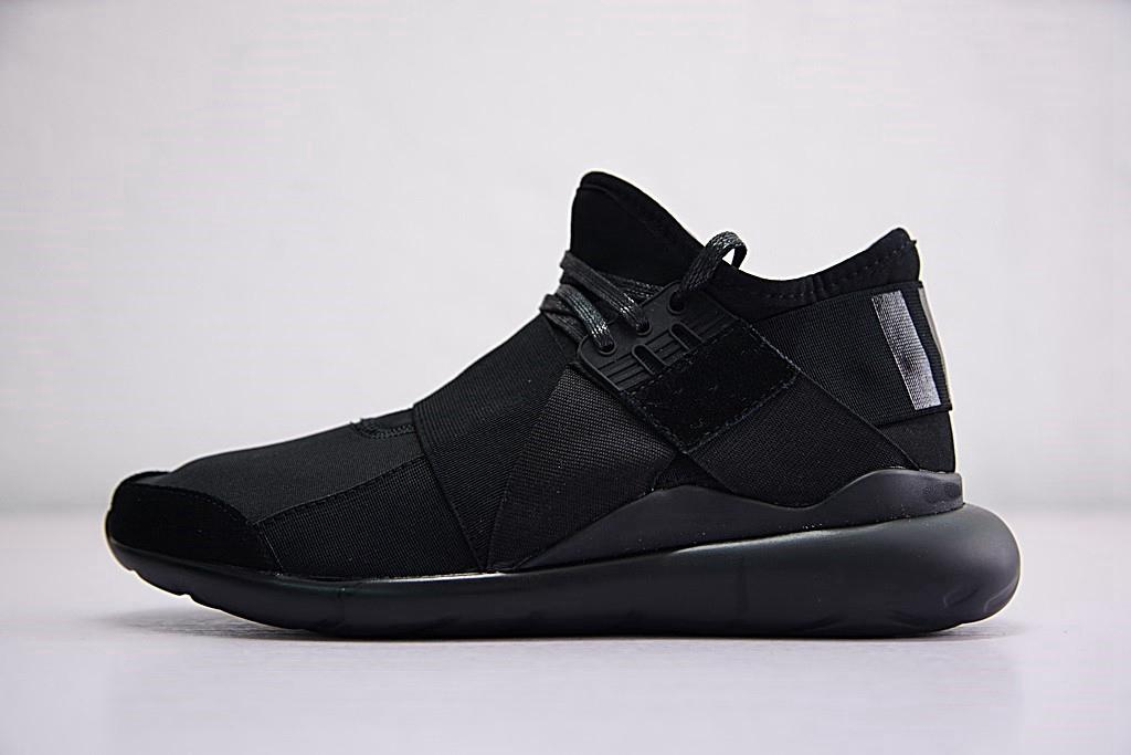 detailed look 5382e d8edb New Y 3 Qasa Elle Lace 17ss Shoes Men Women Y3 Low Elastic Avant Garde  Outdoor Sport Black Sneaker Cheap Shoes Online Summer Shoes From Lvsports,  ...