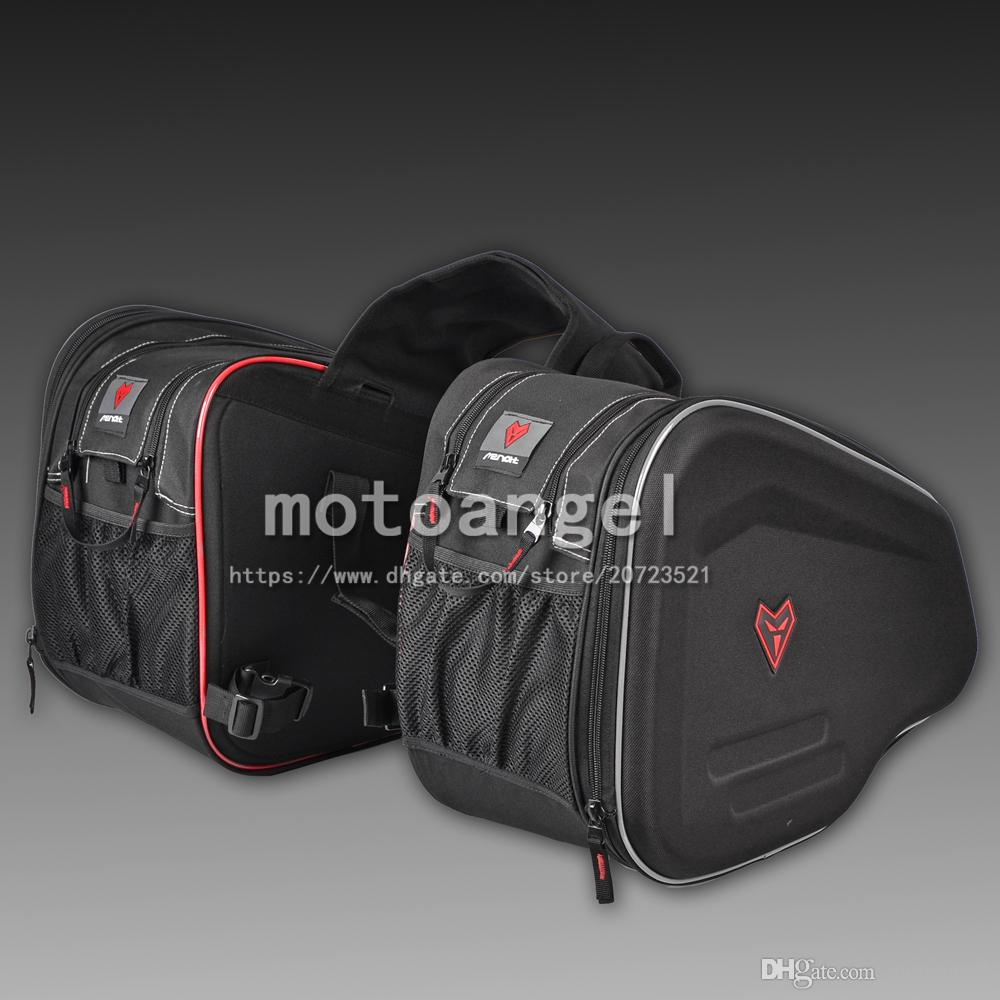 Motorcycle Waterproof Bag Universal Saddle Bag Helmet Bag racing ... 2673edfa79f7e