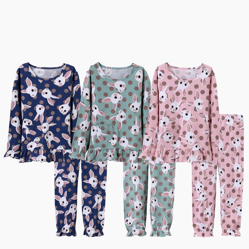 42f902eb9c Compre Ropa De Dormir Chicas Niños Ropa De Dormir Niños Niños Pijamas  Pijamas Para Adolescentes 8261 A  26.41 Del Vingner