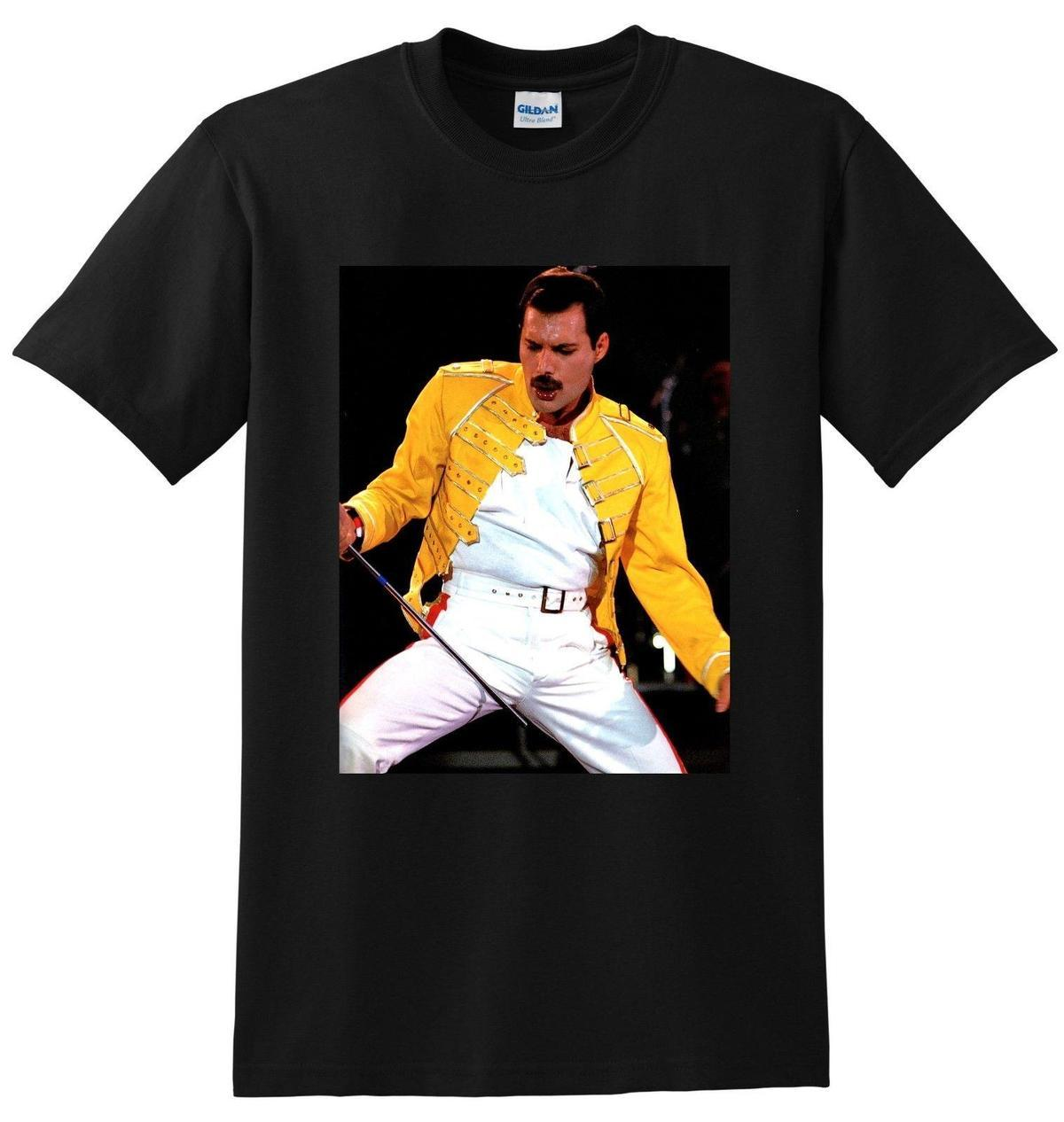 4c243d1d Freddie Mercury Tshirt,British Singer, Free Delivery Buy Cool T Shirts  Funky Tee Shirts From Zhangjingxin39, $15.53| DHgate.Com