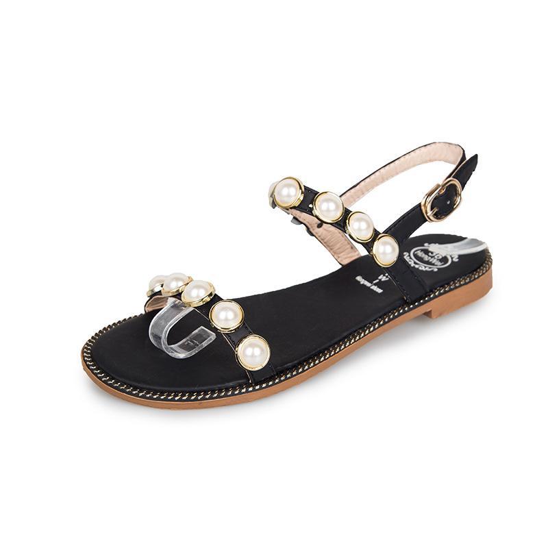 095764d1ce65 Cheap Rhinestone Flat Sandals for Women Best Women Flat Sandals Price