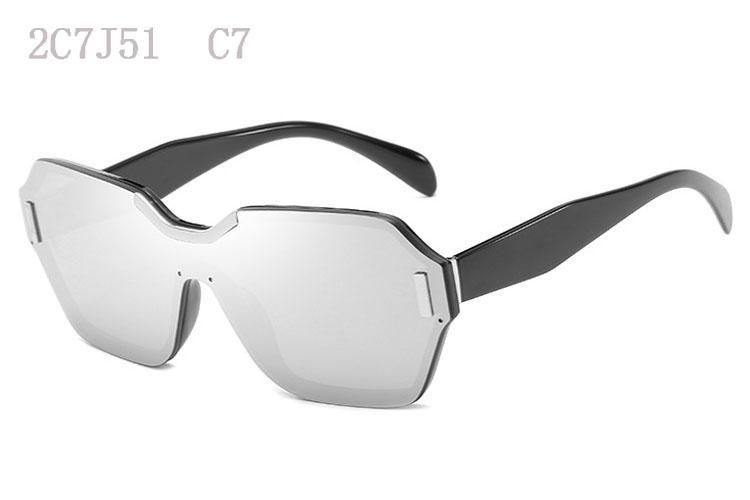 Erkekler Kadınlar Için Güneş Gözlüğü Boy Erkek Sunglass Moda Sunglases Bayanlar Retro Güneş Gözlükleri 2018 Lüks Tasarımcı Güneş Gözlüğü 2C7J51