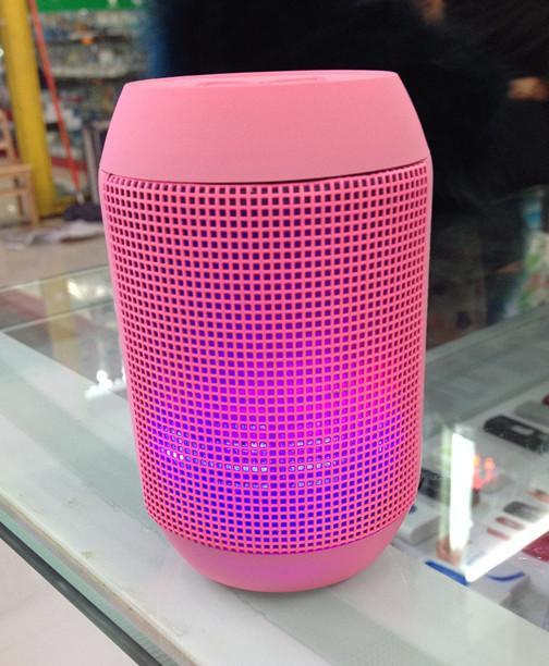 Bluetooth-Lautsprecher MY500BT tragbarer drahtloser Lautsprecher mit LED-Leuchten unterstützen TF-Karte für iPhone 6 / 6S, Samusng-Hinweis 4, Note5 S6 DHL-frei