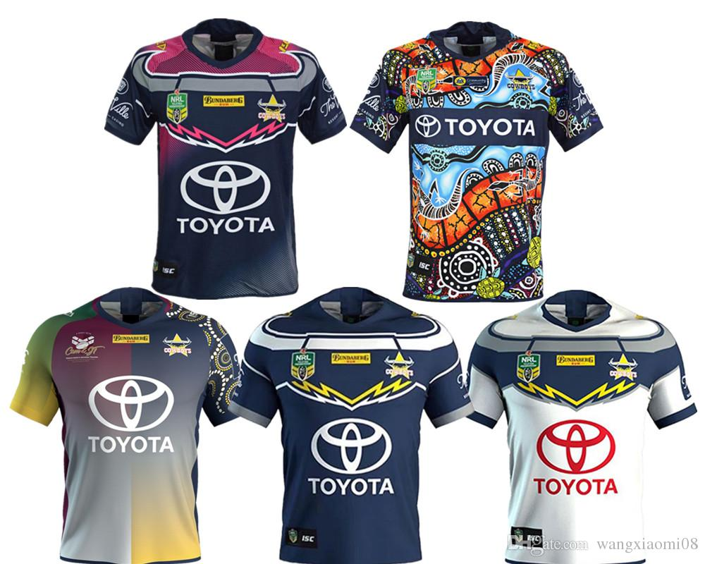 95133369f 2018 NORTH QUEENSLAND COWBOYS WOMEN IN LEAGUE JERSEY MENS Cowboys WIL Rugby Jerseys  NRL National Rugby League Nrl Jersey Shirt S 3xl UK 2019 From ...