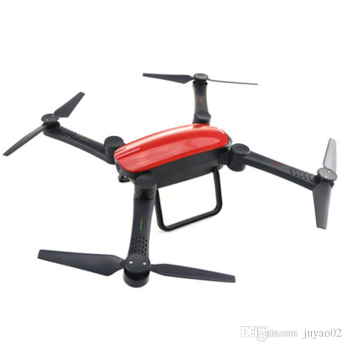 Quadcopter Wifi With HD Camera Collapsible Handrail Remote Control Drone Height Retention Function Real-time Image Transmission Remote Contr