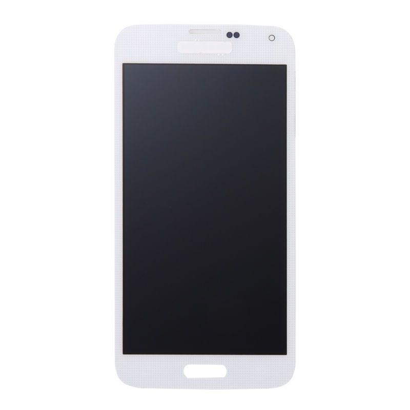 Display LCD di alta qualità Samsung Galaxy S5 G900 SM-G900F I9600 Touch Screen Assembly Digitizer parti di ricambio