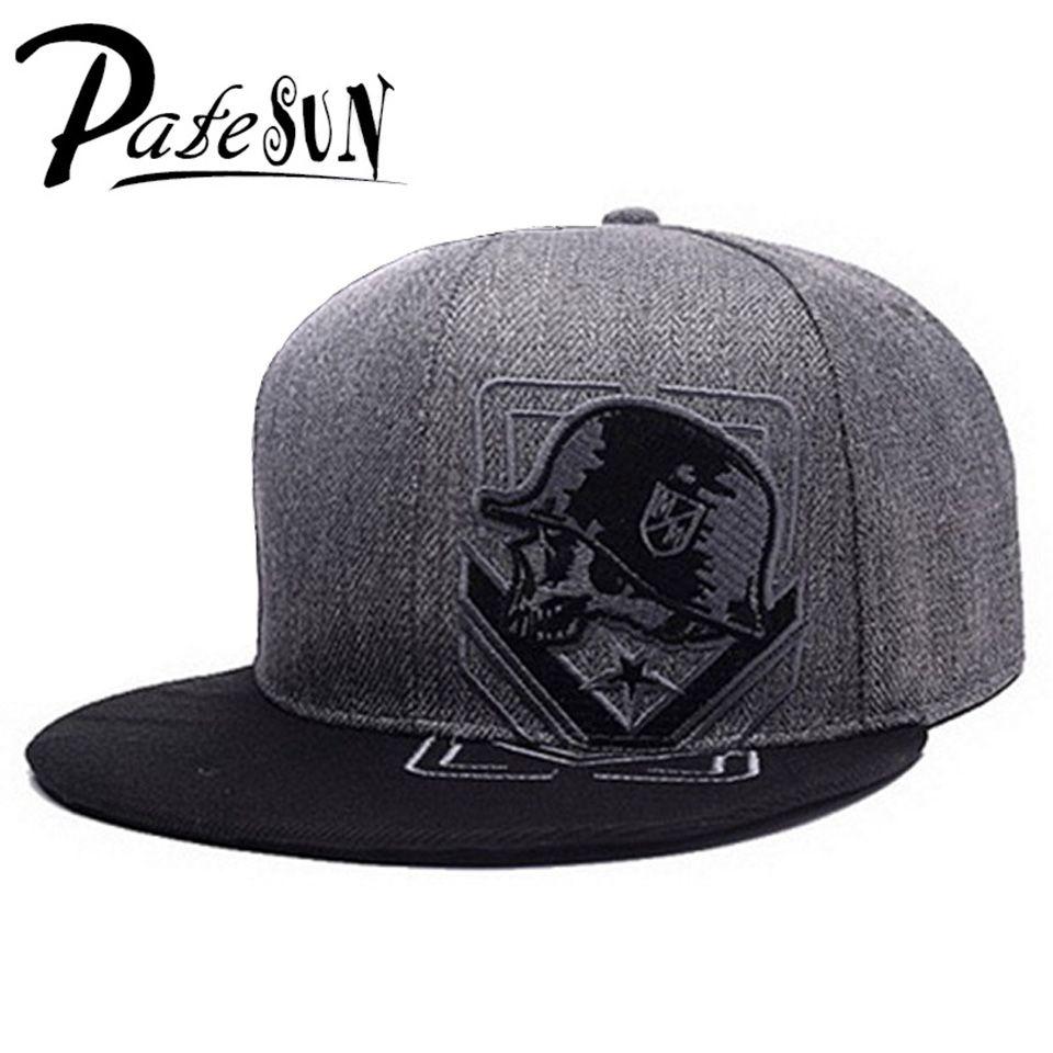 2019 PATESUN Top Selling Gothic Men S Baseball Cap Women Hats New Fashion  Brand Snapback Caps Men Hip Hop Beisebol Touca From Sportblue 209beeb088ab