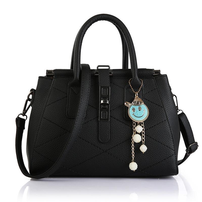 1dee1e7309 Fashion Women Shoulder Bag Girl Totes Bags Sweet Handbags Korean ...