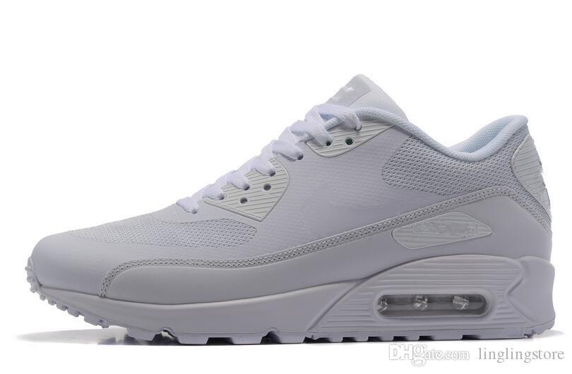 separation shoes 13bd7 129ee Großhandel Nike Air Max 90 Ultra 2.0 Essential Günstige Männer Frauen  Freizeitschuhe Luftpolster 90 Ultra 2,0 Essential Training Qualität Mode  Heißer ...