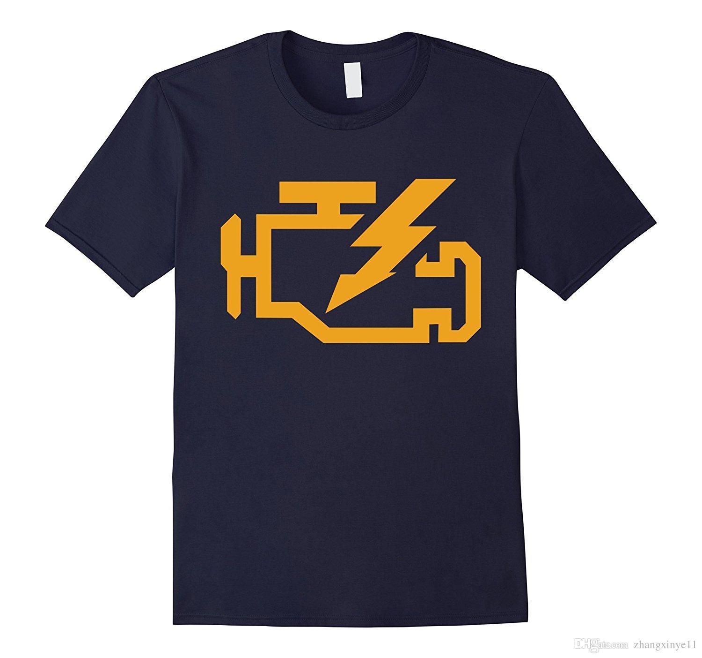 Check Engine Light Shirt Funny Mechanic Shirts Find A Shirt Shirts T