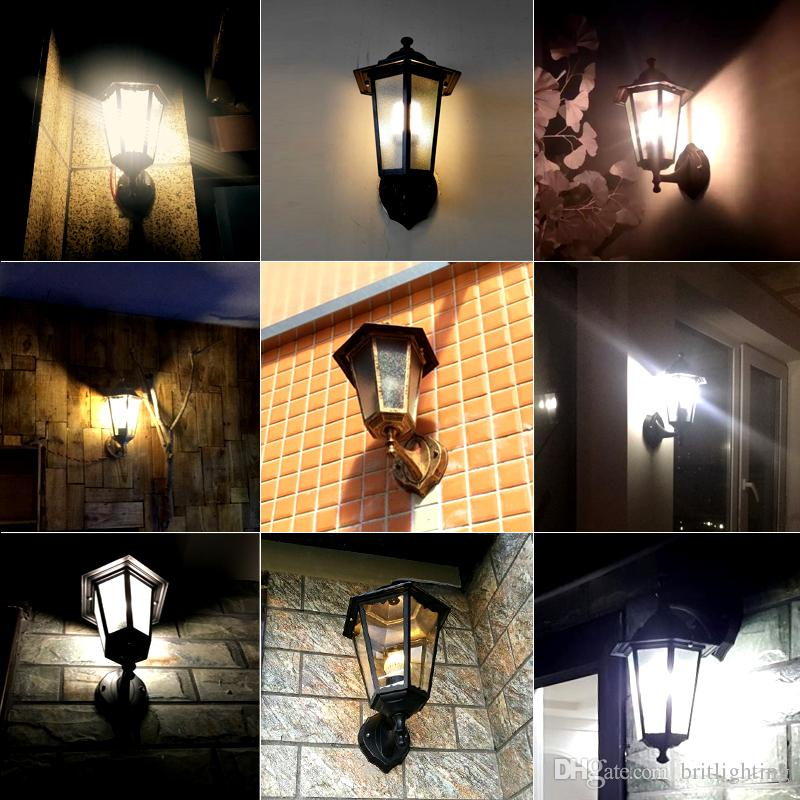 Luci Esterne Luci Da Giardino A Led Illuminazione Esterna Impermeabile Illuminazione Da Parete Per Esterni Corridoi Per Giardino Domestico Luci A Led