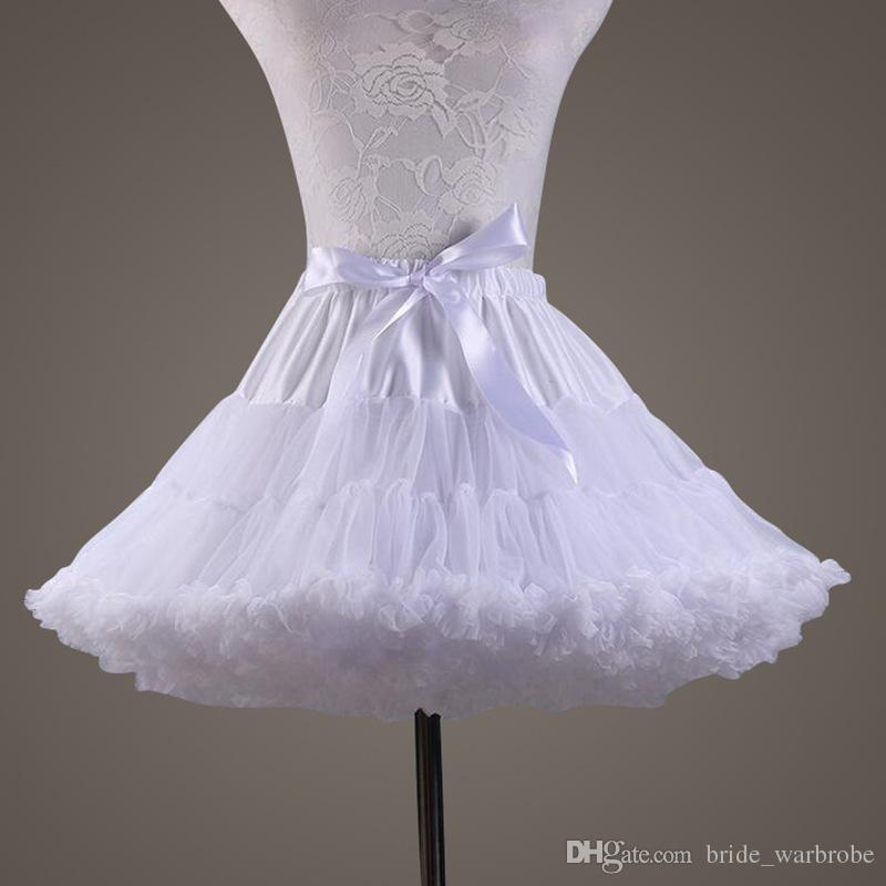Short Organza Petticoat Crinoline Vintage Wedding Bridal Petticoat ... 0a0a98cb24c7