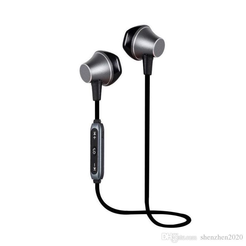 Casque Sans Fil Tv D12 Magnétique Bluetooth Sport écouteur Sans Fil