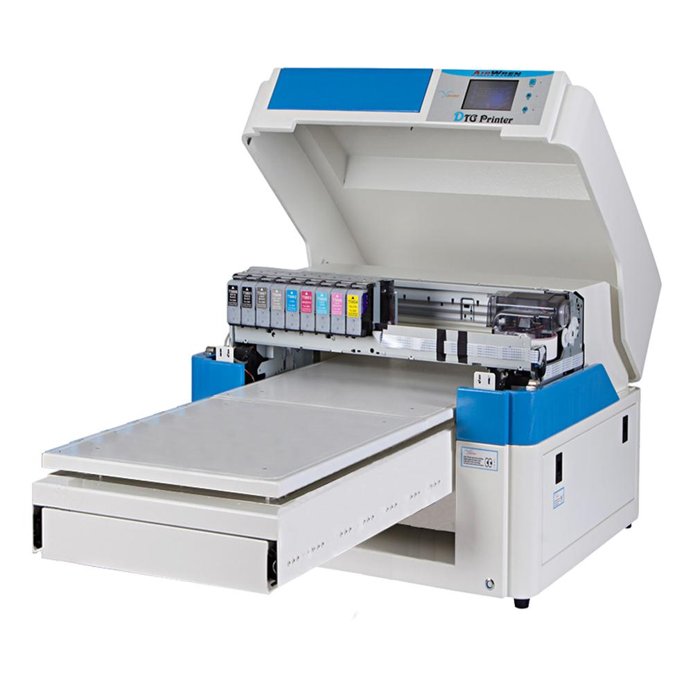 Factory Price Large Size Dtg Printer Custom T Shirt Printing Machine