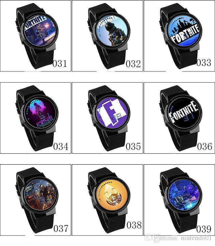 new game fortnite cartoon watch new fashion teenage party wrist watches electronic watches jewelry for kids and good quality best kids smart watch best - fortnite apple watch band