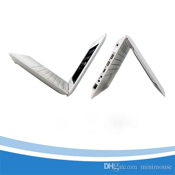 10inch Laptop computer 1G+16G ultra thin fashionable style Notebook PC professional manufacturer