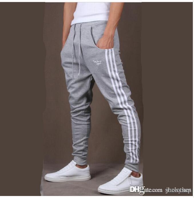 Acheter Pantalons De Jogging Pour Hommes En Gros Pantalons De Jogging Slim c38e490385d
