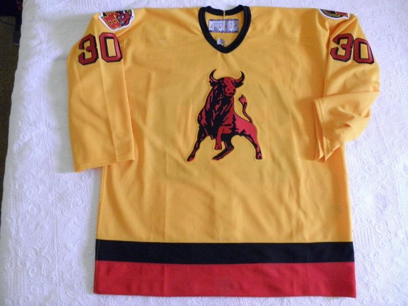 2019 Belleville Bulls  30 Malcolm Subban Hockey Jersey Embroidery Stitched  Customize Any Number And Name Jerseys From Luolong008 faec12ea414