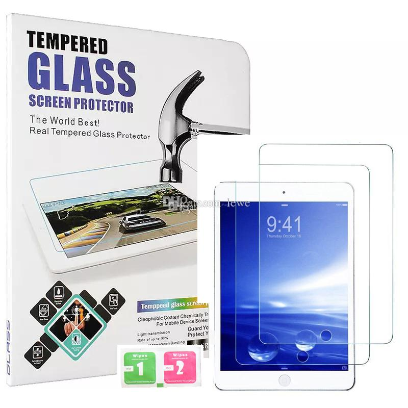 Wholesale Tempered Glass Genuine Protector 9H Screen Film Protective Fr IPad Pro