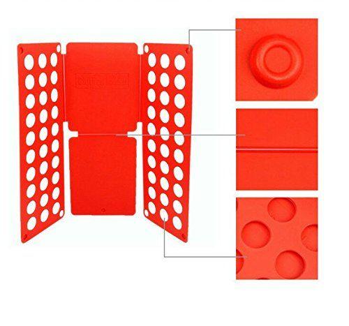 New Style T-Shirt Top Clothes Folders Magic Folding Board Flip Fold Kids Laundry Organizer Clothes Tools