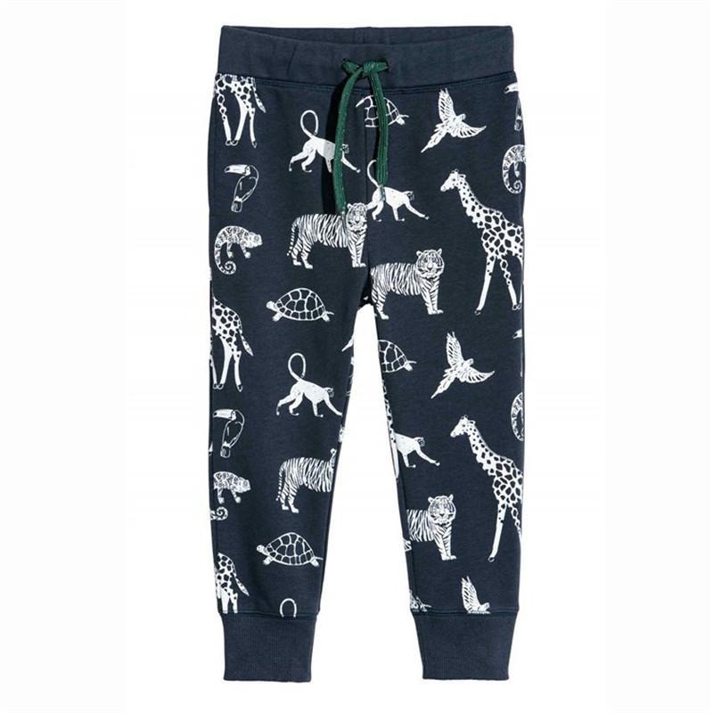 Neue Tier Muster Rüschen Kinder Heißer Verkauf Kinder Mode Kinder Gedruckt Baumwolle Shorts Shorts Mutter & Kinder