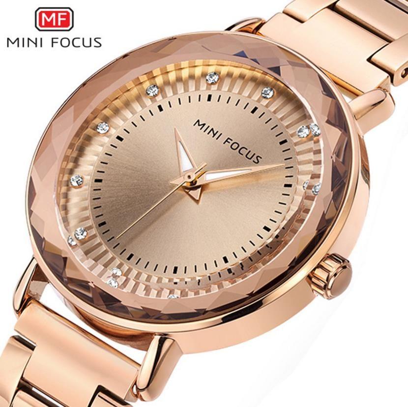 MINI FOCUS MF0040L 2018 Top Fashion Ladies Dress Quartz Watch New Female  Famous Brand Women Watches Clock Montre Femme Relogio Feminino Online  Watches Buy ... 0566093ca0