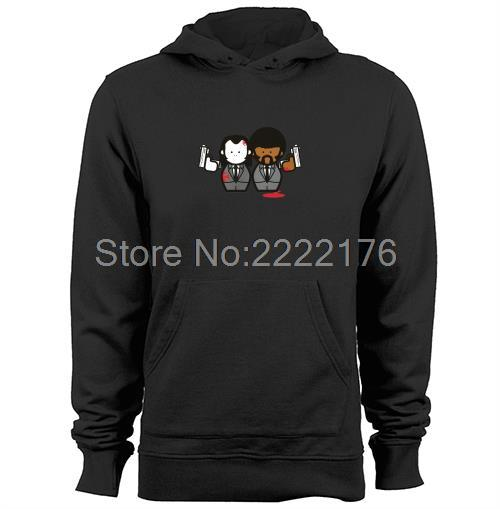 2019 Movie Pulp Fiction Mens   Womens Cool Printed Hoodies From Douban bf0cb1a42