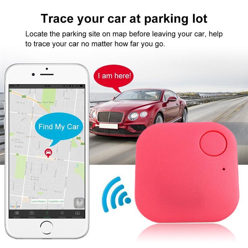 Tragbare Geräte Smart Activity Tracker 2018 Neue Smart Tag Drahtlose Bluetooth Tracker Kind Tasche Brieftasche Pet Auto Schlüssel Finder Gps Locator 3 Farbe Anti Verloren Alarm Erinnerung