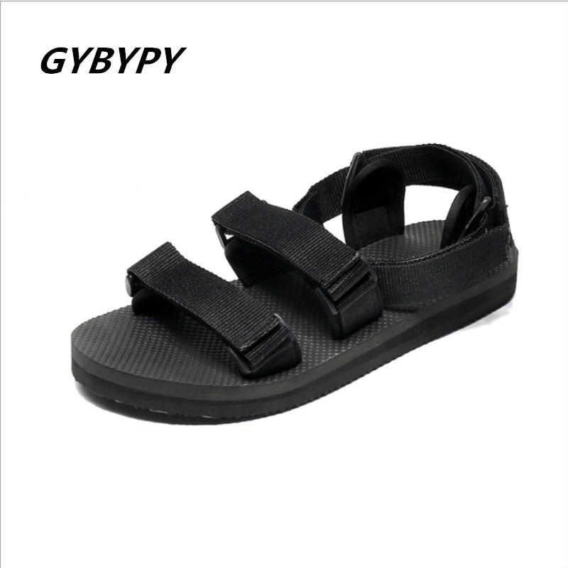 540dba110 2018 Summer Best Selling Men S Sandals Webbing Men S Non Slip Beach Casual  Fashion Korean Version Of The Tide Sandals Platform Shoes Prom Shoes From  Rowback ...