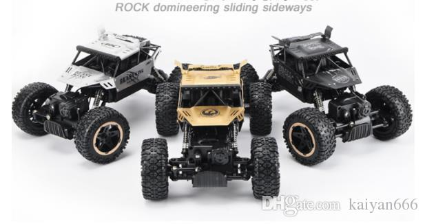 Off Road Vehiclealloy 4wd Cross Country Climbing Car Big Foot